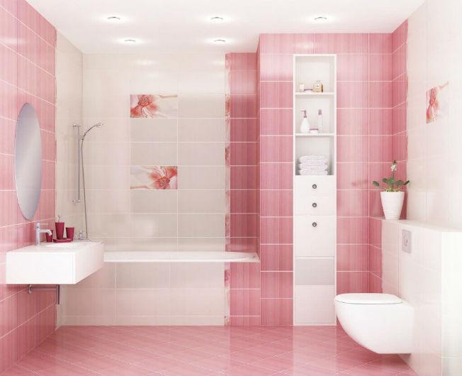 Как рассчитать количество плитки в ванную комнату