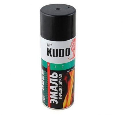 Эмаль российской марки Kudo