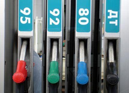 ТСТ бензина и дизтоплива