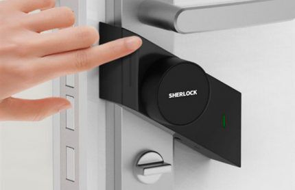 Умный замок Sherlock M1 Smart Lock