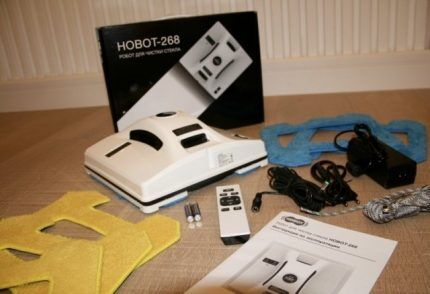робот Hobot 268