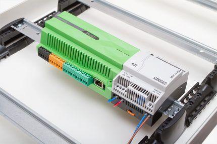 Контроллер Loxone Miniserver
