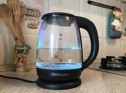 Умный чайник