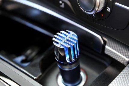 Ионизация воздуха в автомобиле