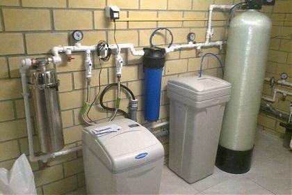 Очистительная система для частного дома