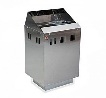 Напольная электрокаменка для саун и бань