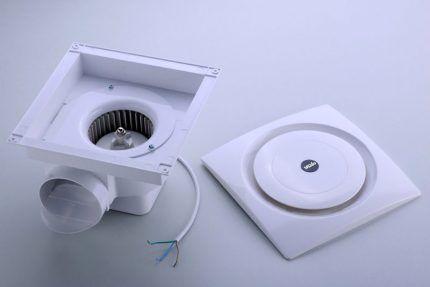 Центробежные канальные вентиляторы