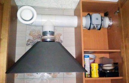 Особенности канальных вентиляторов