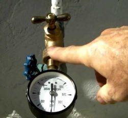 Нормы давления воды в квартире