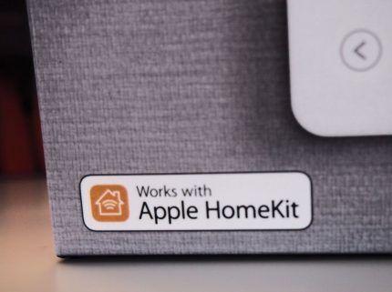 Знак совместимости с Apple HomeKit