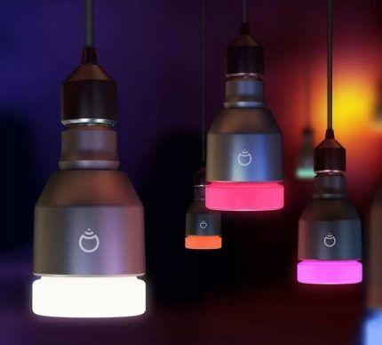 Умные лампы для Apple