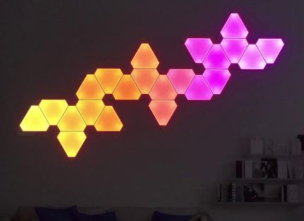 Cветовая панель Nanoleaf Light Panels