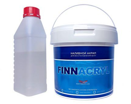 Наливной акрил FINNACRYL-24