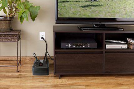 ИБП для ТВ в интерьере