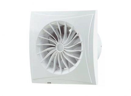 Квадратный вытяжной вентилятор с обратным клапаном