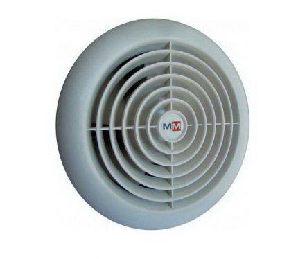Круглый вытяжной вентилятор