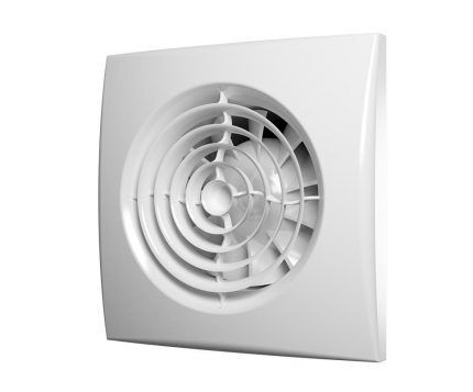 Вытяжной вентилятор с таймером