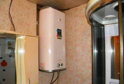 Накопительный нагреватель воды