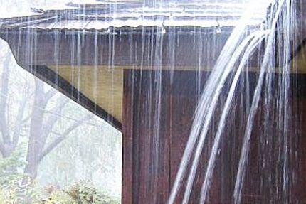 Неорганизованный водосток