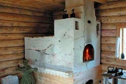 Домовая печь