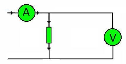 Действие закона на участке электрической цепи
