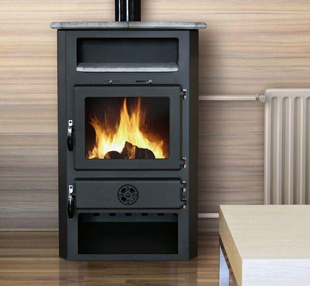Отопление в частном доме дровяной котел