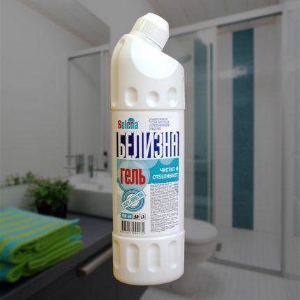 «Белизна» - обеззараживающее средство на основе хлора