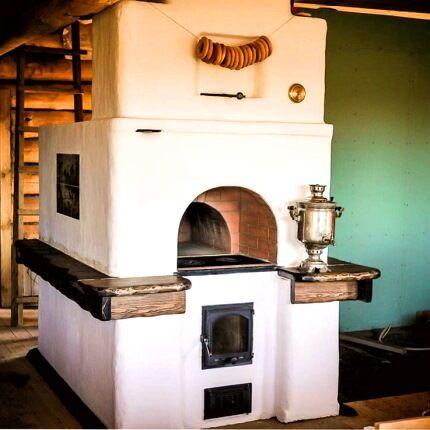 Русская печь для современного дома