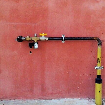 Медные трубы для газа специфика и нормы прокладки медного трубопровода