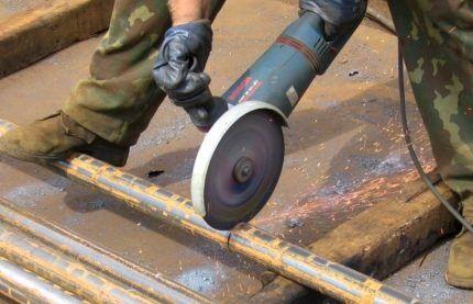 Металлическая труба для футляра