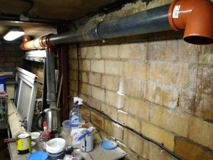 Вентиляция и воздухообмен в гараже