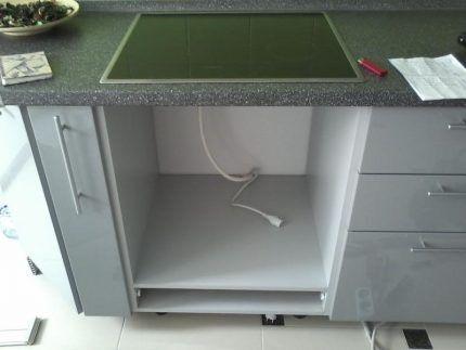 Вентиляционные зазоры для газовой духовки