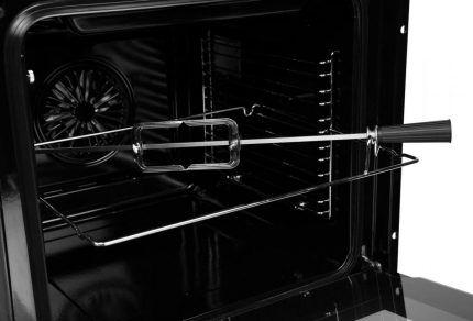 Подключение газовой духовки к электричеству
