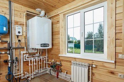 Котельная для газового оборудования