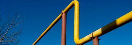газопровод тонкий