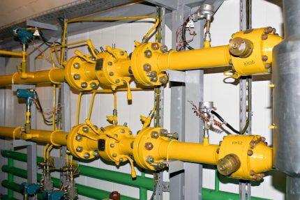 Сужающее устройство для трубопровода