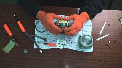 Ремонт газового счетчика