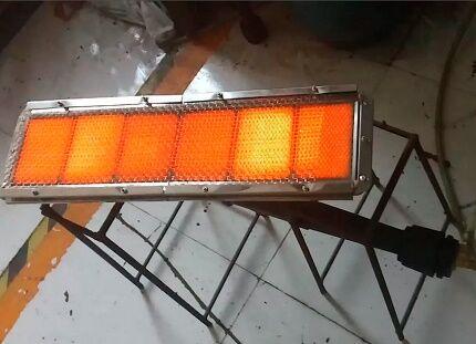 Газовый прибор с беспламенным горением