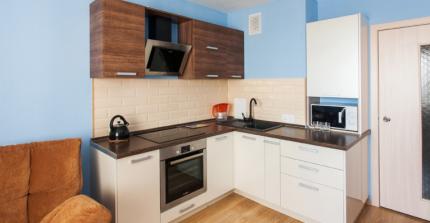 кухня без газа