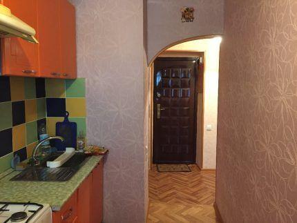 арка в коридор