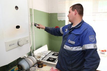 Проверка отопительного оборудования