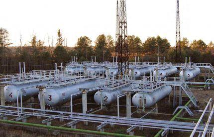 Системы газораспределительной компании