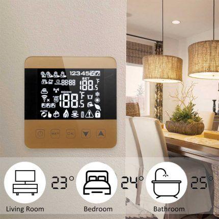 Wi-Fi термостат