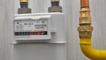Вмешательство в работу газового оборудования