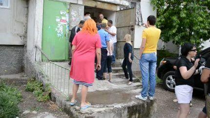 Эвакуация жителей из-за утечки газа