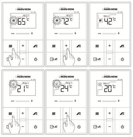 Выбор оптимального режима отопления