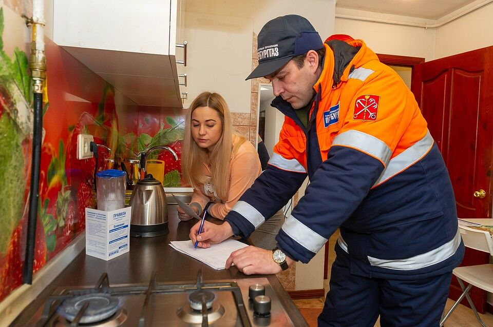 Передача квартиры по дду без подключенного газа в квартиру