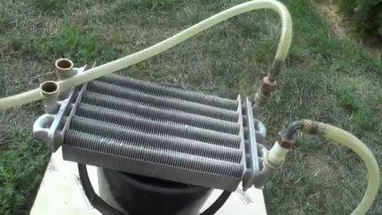 Как очистить теплоноситель
