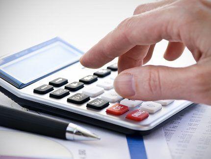 Расчеты расхода газа на калькуляторе