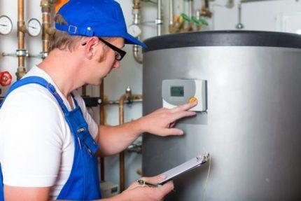 Проверка рабочих характеристик газового оборудования